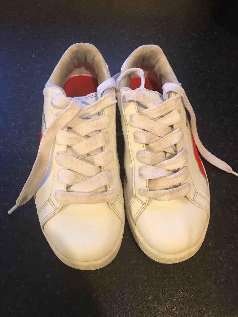 Boys shoes all good condition