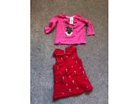 Christmas baby clothes 3-6 months