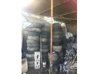 Job lots of tyres. Toyota, Nissan, Mazda, ford etc