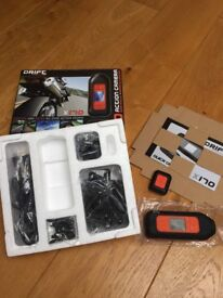 Drift X170 Helmet Action Camera with Remote Control