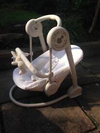 Mamas and Papas star-lite swing