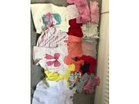 Girls Clothes Aged 12-18 Months