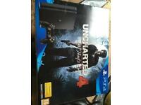 PS4 unchartered bundle 500gb slim