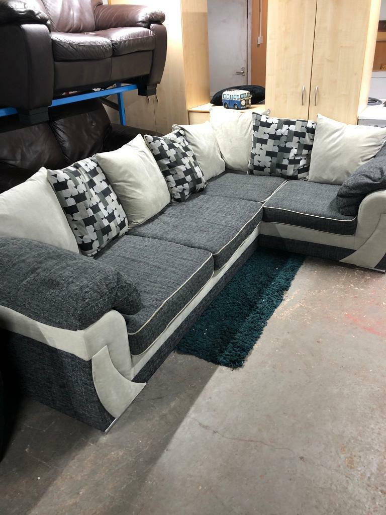Picture of: Ex Display Scs Corner Sofa In Perfect Condition And Includes Delivery 399 In East End Glasgow Gumtree