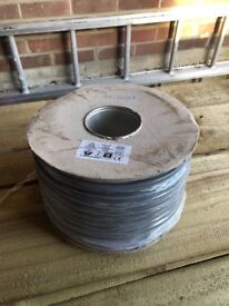 Twin and earth flat cable 6242Y 100m