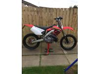 CR250r Road legal, 1 Year Mot