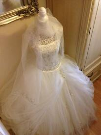 Elizabeth George Wedding Dress 10