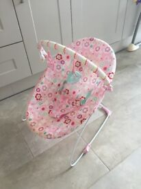 Bright Starts baby bouncing chair