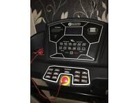 Electric treadmill £160 Ono