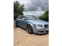 Audi A3, 2.0 TDI, FSH, RS4 Wheels