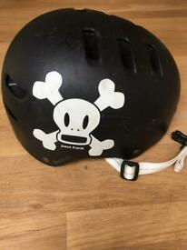 Bell child cycle helmet by Paul Frank