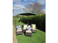 Get your garden furniture for Summer!