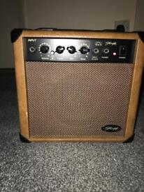 Stagg 10w guitar amp