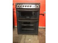 Cannon kendal electric cooker C60EKB brown 60cm double oven 3 months warranty free local delivery!