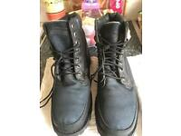 Brand named boots