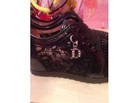 Designer shoes girls size 13-1