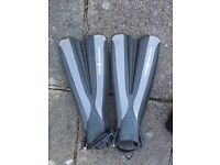 Northern diver fins L/XL
