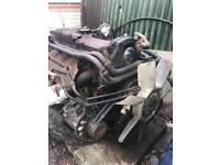 Toyota Hilux 1989 Pickup 2.4L Engine Gearbox & Transfer Case LN105 £1100