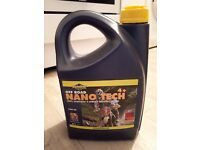 Putoline off road 4 nano tech 4 stroke oil 4lt bottle