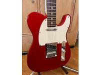 2004 Fender American Standard Telecaster Guitar - Candy Apple Red