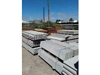 Fence panels close board heavy duty