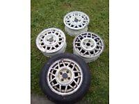 "14"" Vw wheels"