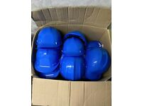 20 x Blue Hard Hats - Job Lot - BRAND NEW