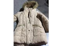 Kids coat 5/6 year old