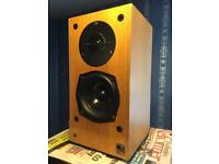 Kef reference 101 monitor, similar ls3/5a