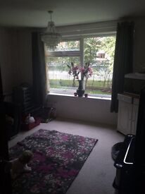 Lovely two bed flat for house