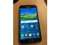 Samsung galaxy s5 blue unlocked