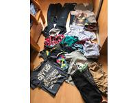 Huge bundle of Boys clothes. 10-11. Nike Gap M&S H&M Zara. Holidays & more