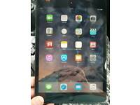 Space Grey IPAD MINI 1st gen 16gb Wi-Fi only