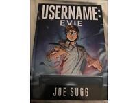 Username Evie, joe sugg