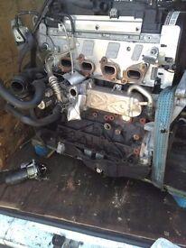 Vw golf gtd engine