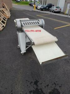 Laminoir a Pates / Dough Sheeter Reversible  Commercial Boulangerie