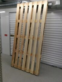 Extra long Pallet