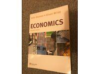 Economics (seventh edition) [John Sloman & Alison Wride]