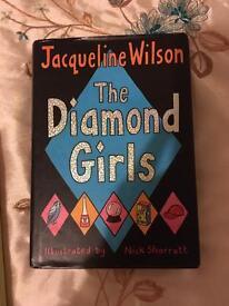 The Diamond Girls Book