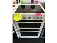 STOVES 60CM CEROMIC TOP ELECTRIC COOKEE