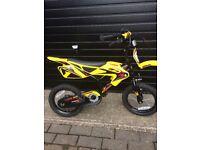 """Avigo 12"""" children's pedal motobike"""