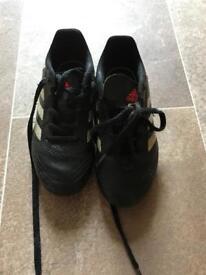 Adidas football boots infant 11