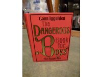 The Dangerous Book for boys, published 2006