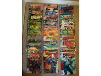 DC Comics New 52 3D Issues