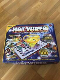 John Adams Hot wires plug and play electronics set