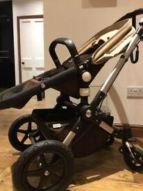 BUGABOO CAMELEON3 CLASSIC SAND/CHOCOLATE VERY GOOD CONDITION £400