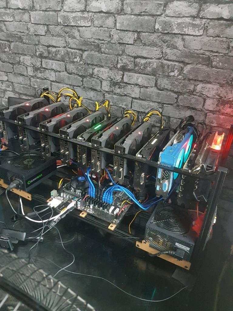 Mining rig