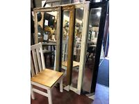 New Large Tall Antique silver, Champagne, Gold, Ivory or Black Full length mirror £89 LAST FEW