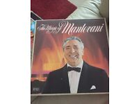 the majic of manlovani 6x record box set