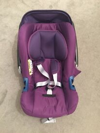 Britax Römer Baby Car Seat Purple